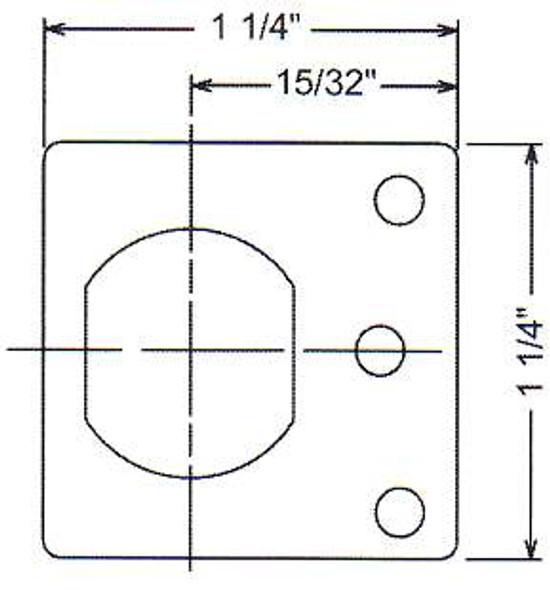 Part, DCN Stabilizer plate