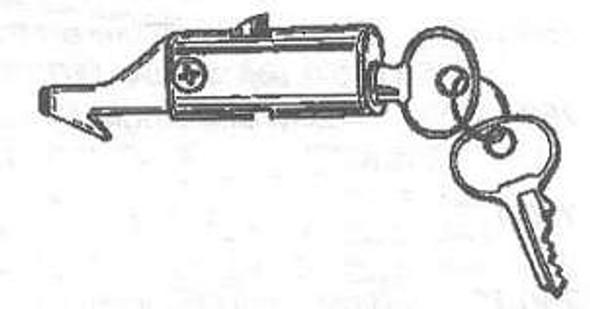 Lock Kit, Signore File Cabinet