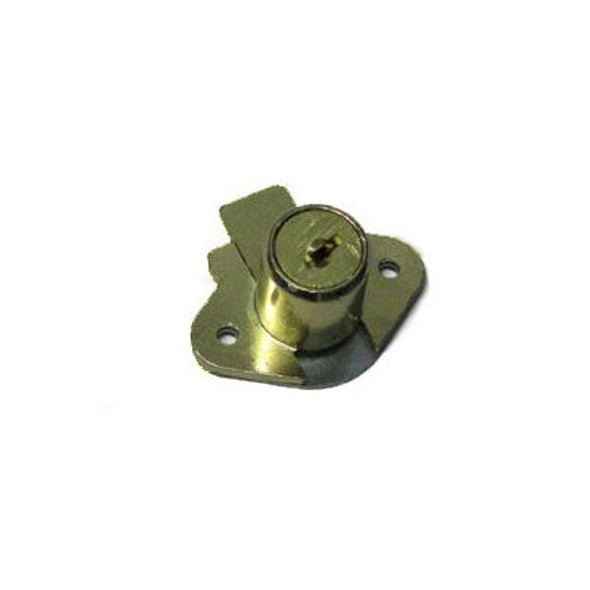 """CCL 02067 7/8"""" US4 Cabinet Lock (00171), Keyed Different"""