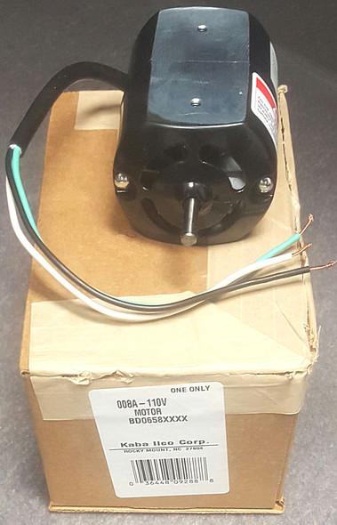 Kaba Ilco 008A-75 Key Machine Motor, For 008A/008B Mini-Mite