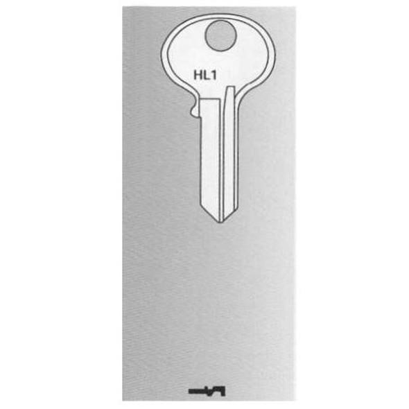 JET HL1 Key Blank, for Mailbox