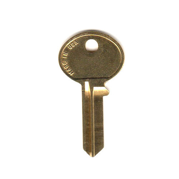ESP HL2 Key Blank Hudson/Bommer Mailbox