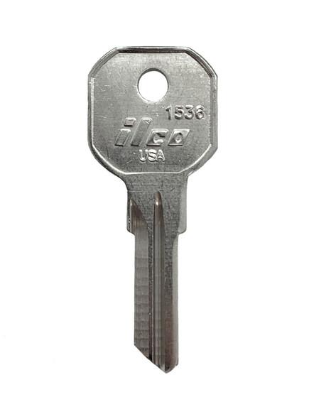 Ilco 1536 Key Blank Fits Hurd