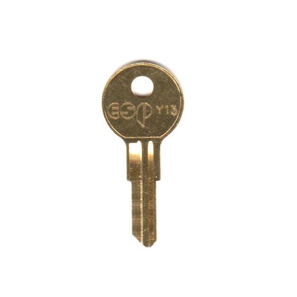 ESP Y13 Key Blank,  O1122R