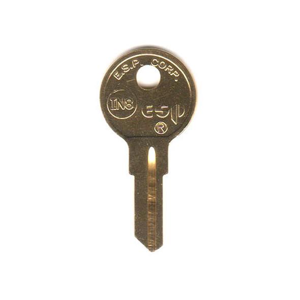 ESP IN8 Key Blank For Yale IN8/Y11
