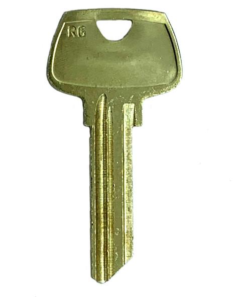 Key blank, Sargent 6275RG OEM RG 6-pin