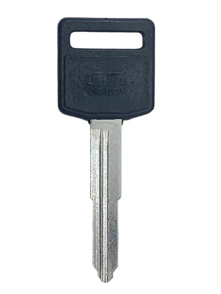 JMA SUZU-12D.P Key Blank for Suzuki SUZ18/X241 (RH)