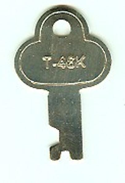 Key, Fits Long Lock