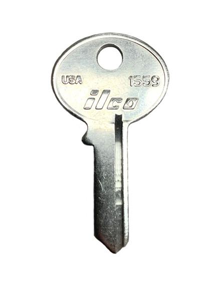 Key blank, Ilco 1559 for Security Mailbox Lock