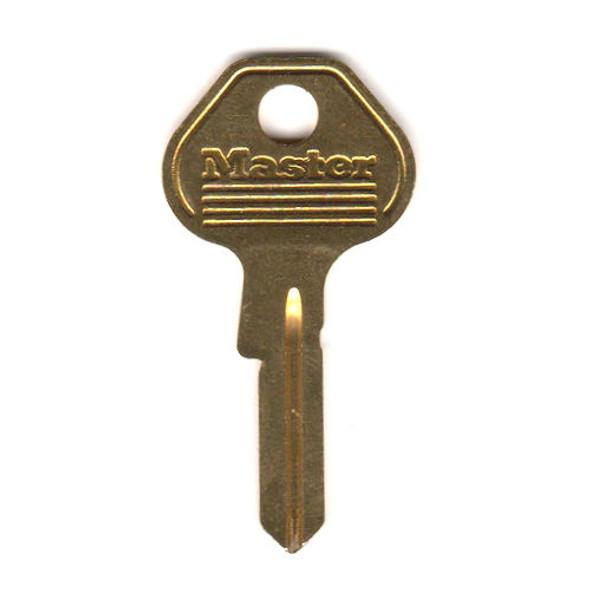 Master Lock K6000B Key Blank, for Master Pro Series (Sold Each)