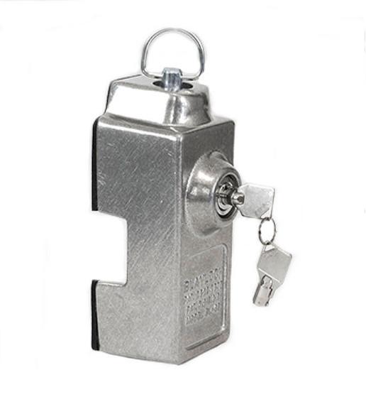 Blaylock DL-80 Cargo Trailer Door Lock, Keyed Random
