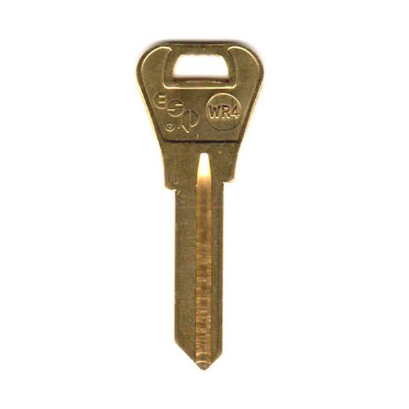 ESP WR4 Key Blank for Weiser 6 Pin