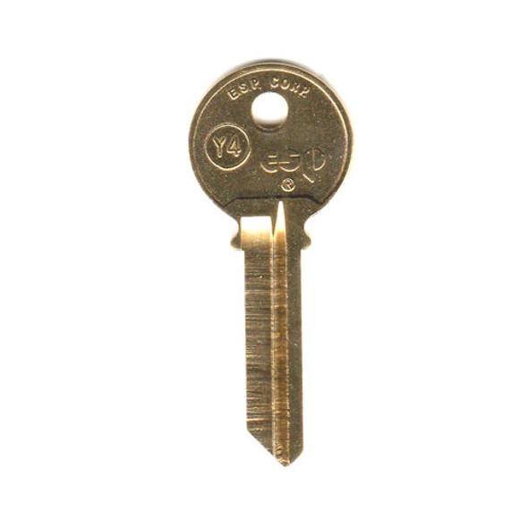ESP Y4 Key Blank for Yale, 998 6-pin