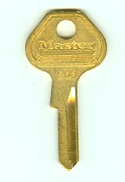 Master K900 Key Blank, Sold Each