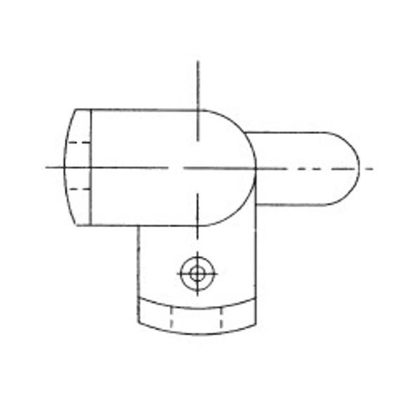 Padlockable Cam Lock, Olympus DCP US26