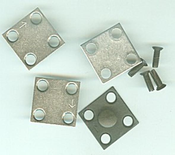 Dor-o-Matic PB48 P13 Top Strike Package for 1990 V/R, 4270108354