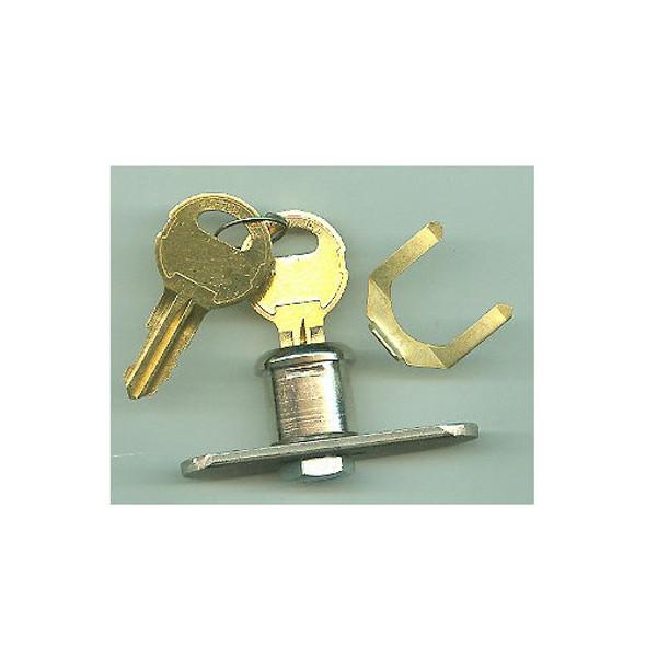 Illinois 5417E Lateral File Lock, Supreme