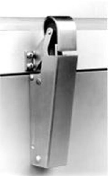 Dictator 300-469 Door Check, #1600 (Chrome) 50N Standard Hook