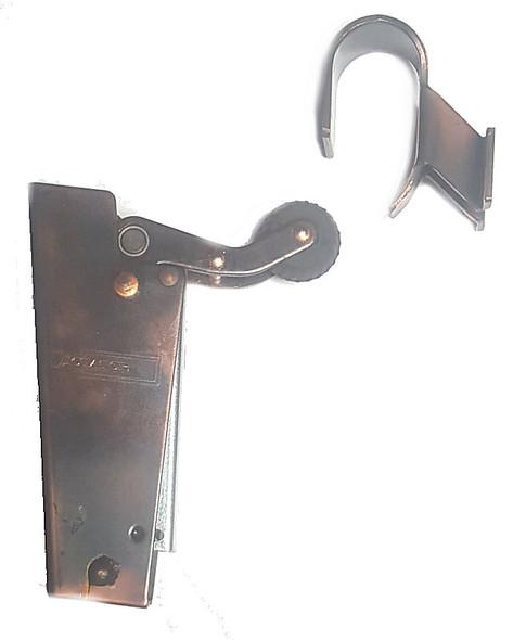 Door Check, #1600 Antique Bronze 50N