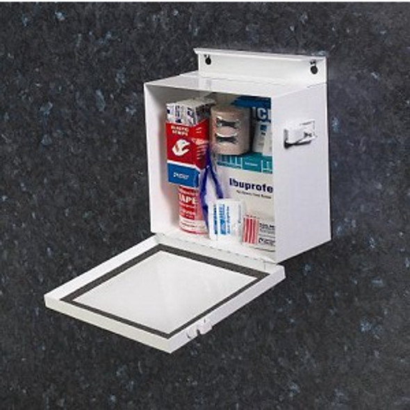Multipurpose Cabinet, First Aid/Spill Kit