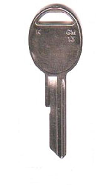 Key Blank, JMA GM13 for GM B47/S1098K