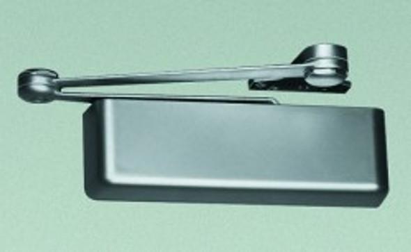 LCN 4111 AL RH EDA Door Closer, Aluminum Finish