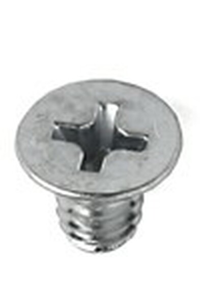 Major Mfg LS-14 Zinc Face plate screws (10-Pack)