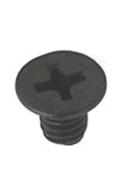 Major Mfg LS-16 Face plate screws, 10pk Black
