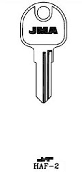 JMA HAF-2 Key Blank for Hafele