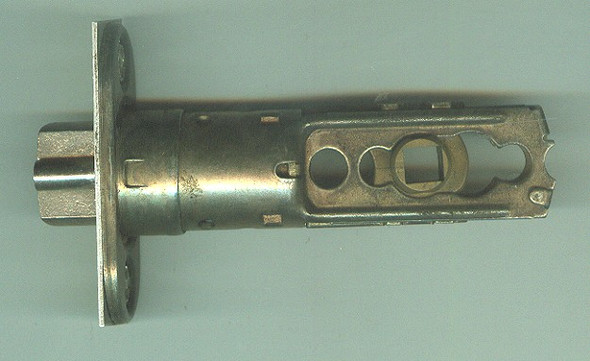 Weiser 52460Dx4 Adjustable Deadlatch, Brass Finish Face