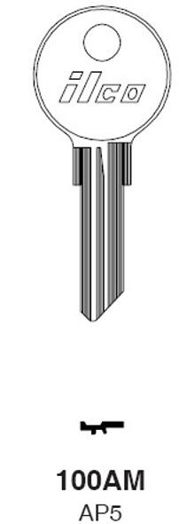 Ilco 100AM Key Blank