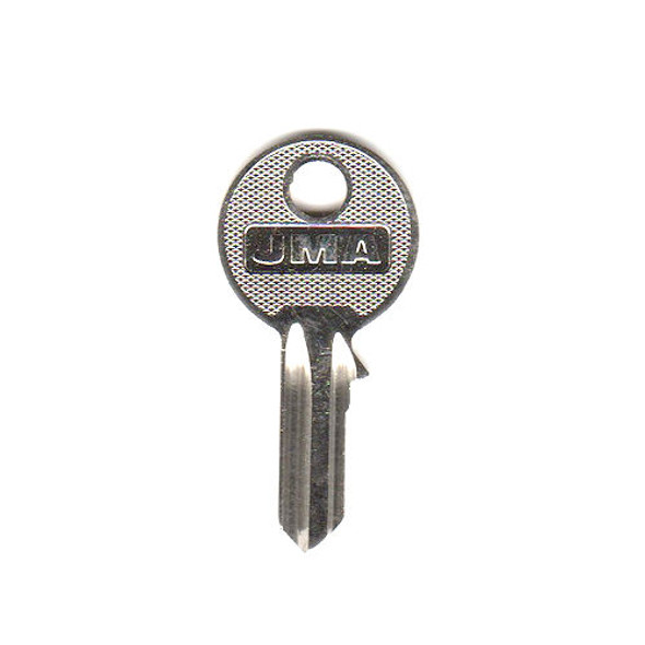 JMA RO-8D Key Blank for Ronis 7DC/277