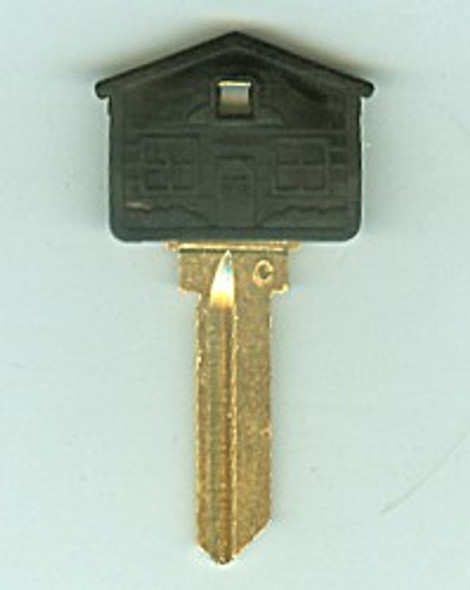 Lucky Line 16200 House Key Cap, Assorted Colors (Singles)