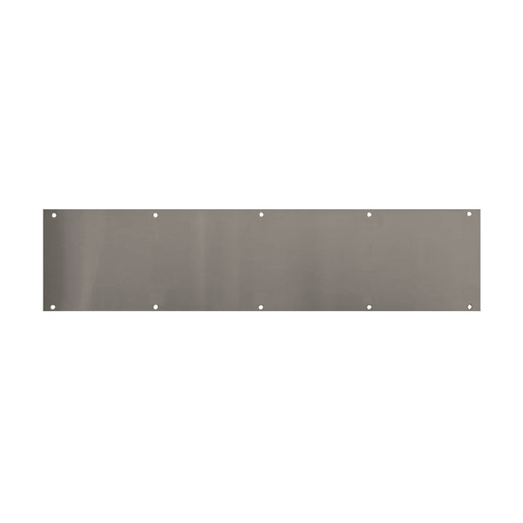 Kick plate, 10x34 630 Stainless Steel