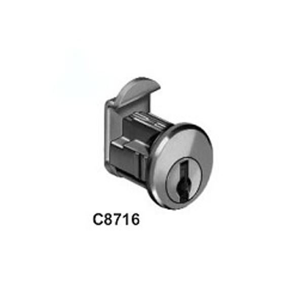 Mailbox lock, SH Couch C8716