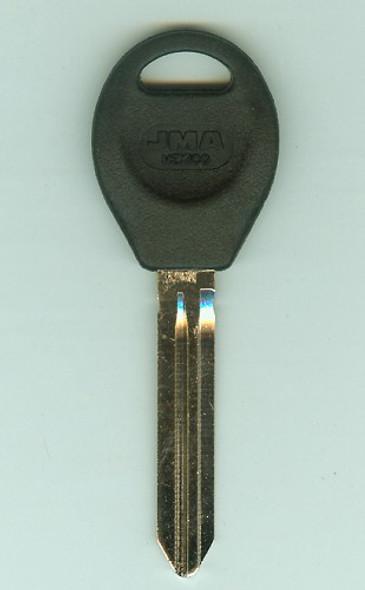 Key blank, JMA DAT16P for Nissan DA34P