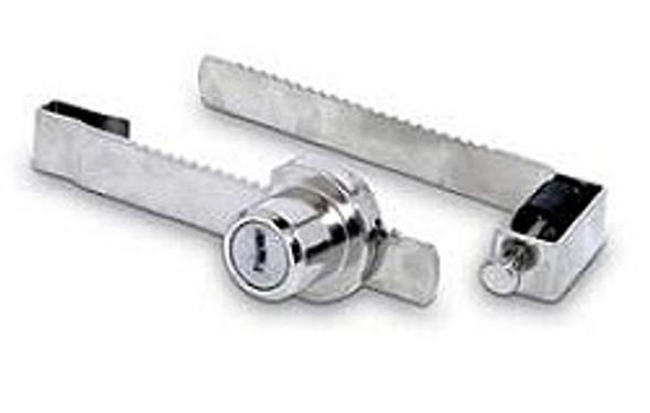 ESP/Hudson 15RL Showcase Lock, Keyed Different