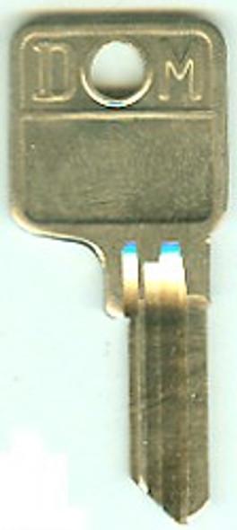 Key blank, DOM WO