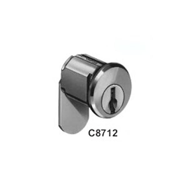 Mailbox Lock, Bommer C8712