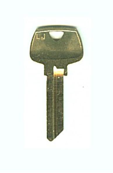 Key blank, Sargent 6275LJ OEM LJ 6-pin