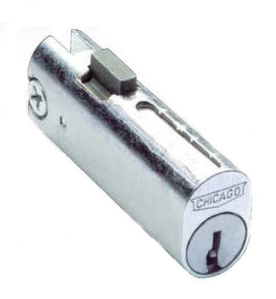 Compx Chicago C5002LP KA S100 Lock for Older Steelcase File Cabinets