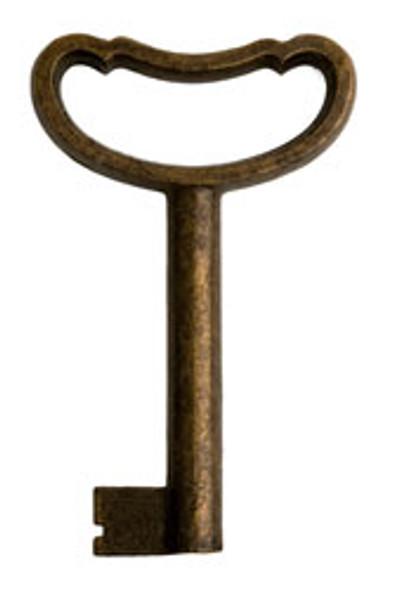 Key, Antique (uncut) 481AR