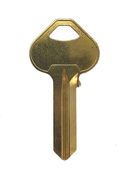 JMA RUS-4E Key Blank for Corbin/Russwin RU45/D1 5-Pin