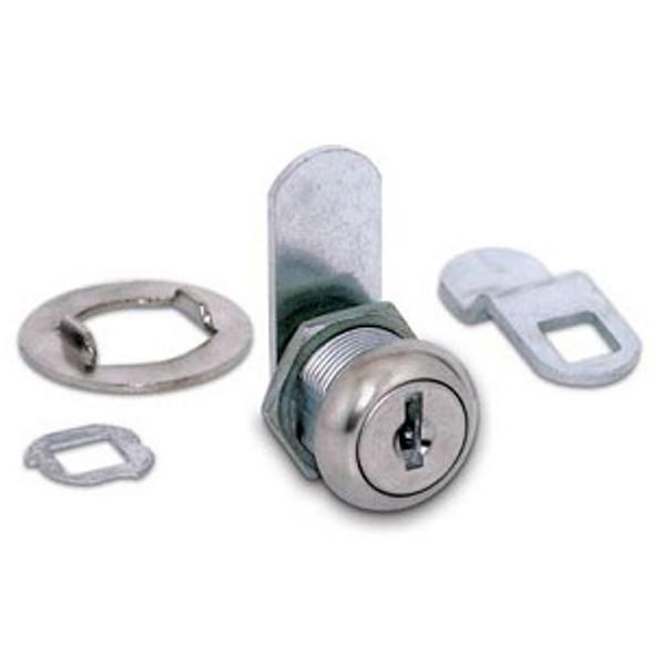 """ESP ULR-625STD KA ES204 5/8"""" Cam Lock, Keyed Alike ES204"""