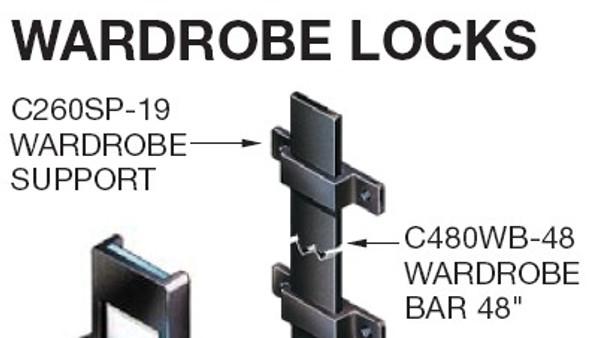 Slide Bolt Guide C260SP Timberline