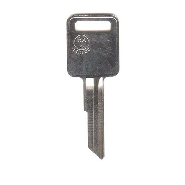 JMA AMM-3E Key Blank for American Motors RA4