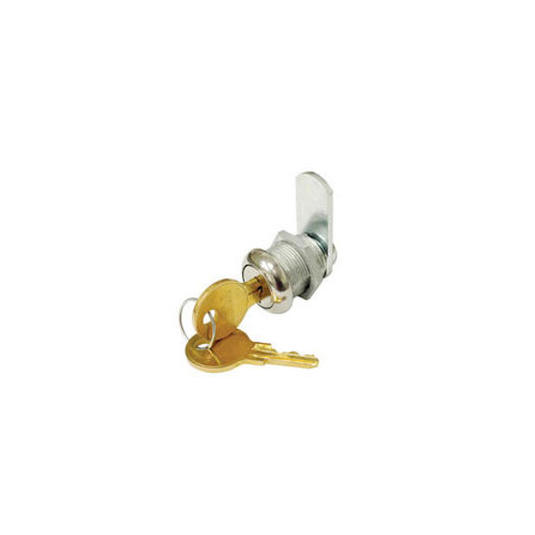 LSDA CL118KA301 Cam Lock, 1-1/8 Keyed Alike LS301