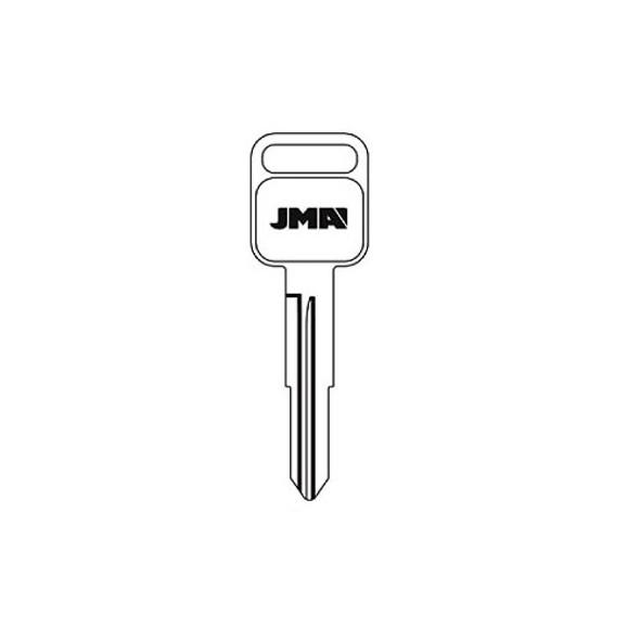 JMA GM-15D Key Blank for GM B74/X198
