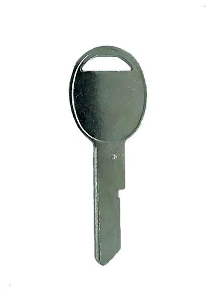 Key blank, JMA GM12E for GM B45-H