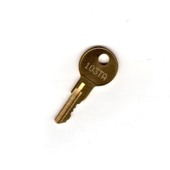 Timberline TA Series Keys by Code